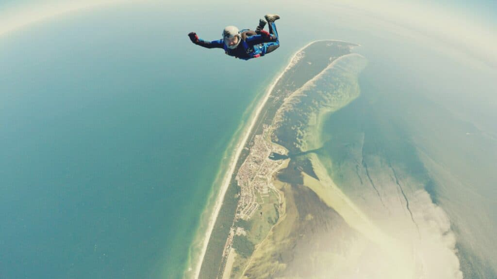 Best skydiving weather